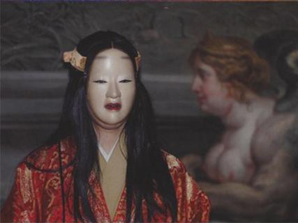 Kakushidanuki masque